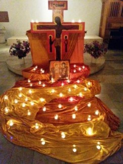Taize Gebet in Auferstehung